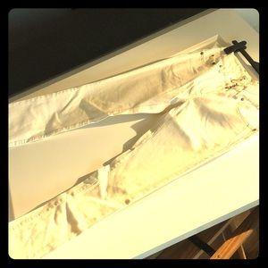Phillip lim 3.1 ivory jeans